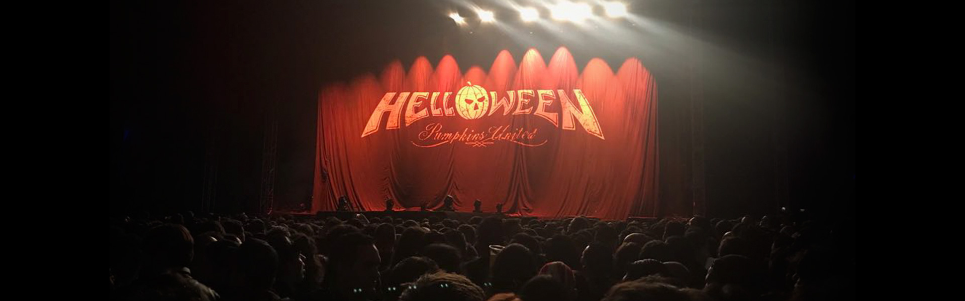 vinilo helloween live in the uk